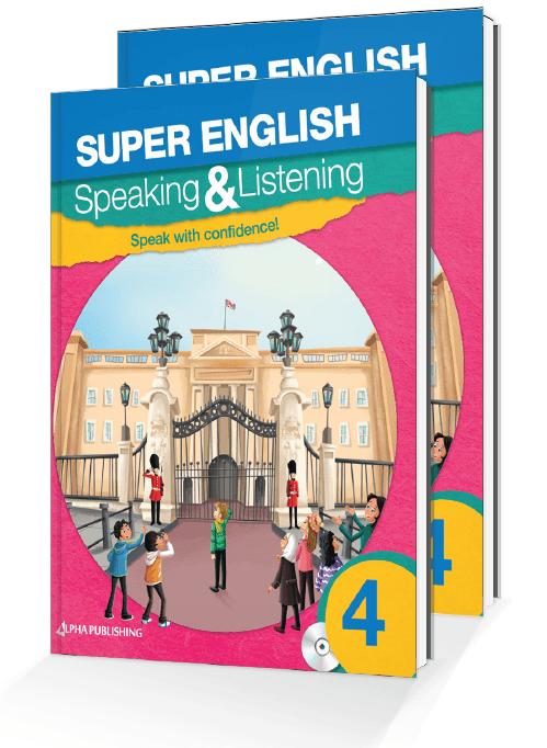 Book + listening english +