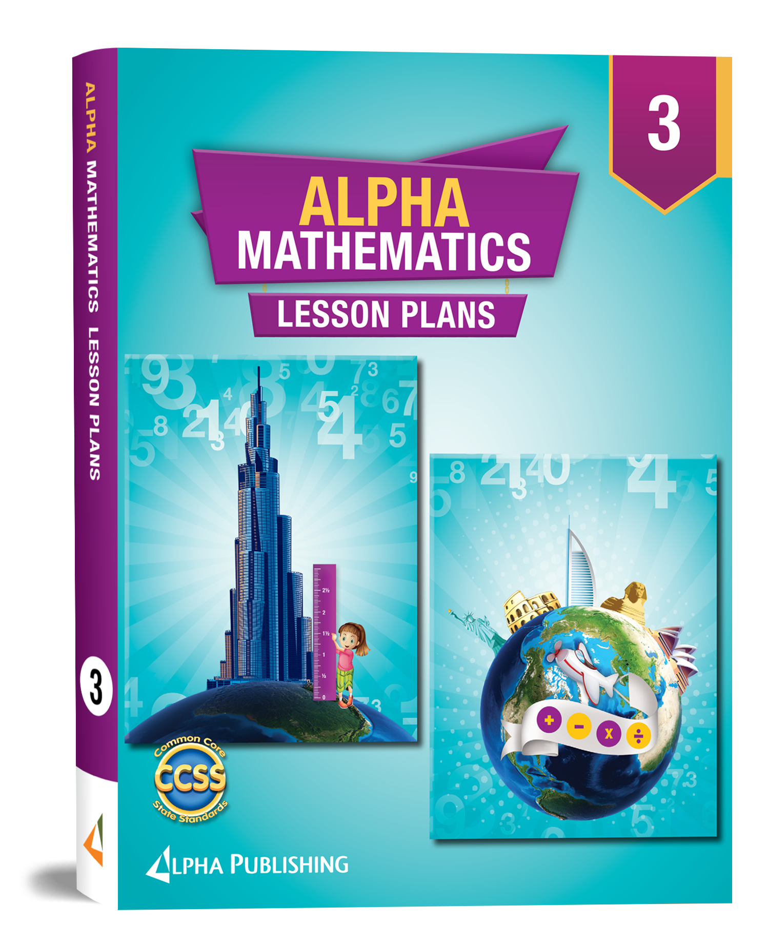 Alpha Math GR3 Lesson Planner