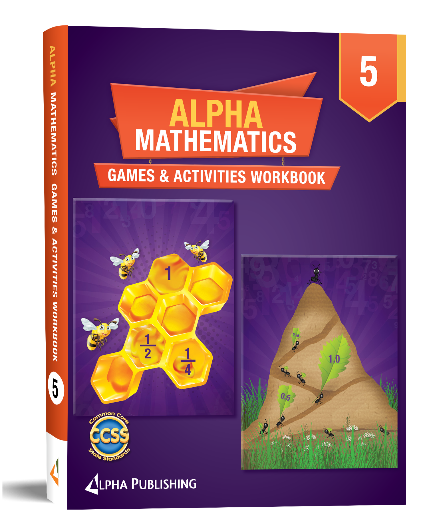Alpha Math GR5 Games and Activities