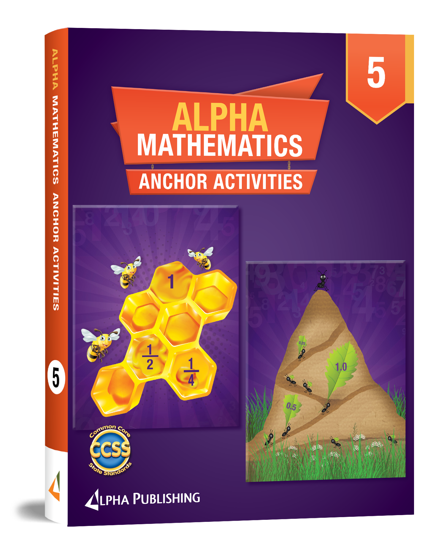 Alpha Math GR5 Anchor Activity Book